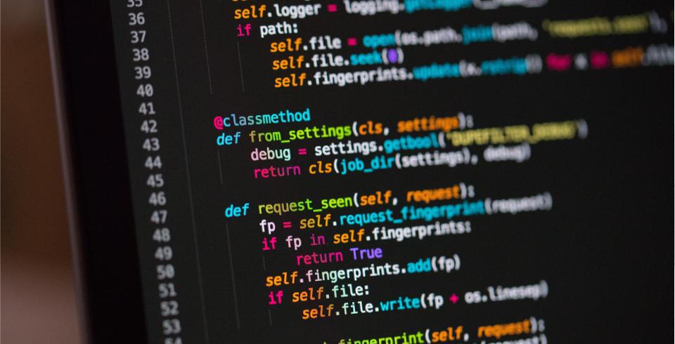 border express software code image